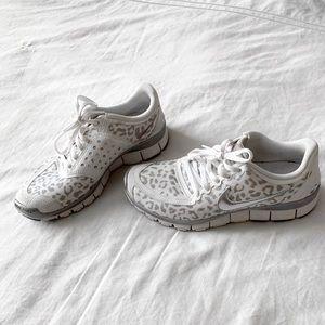 Nike Leopard Print Shoe